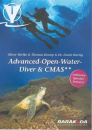 Buch Advanced Open Water Diver & CMAS **